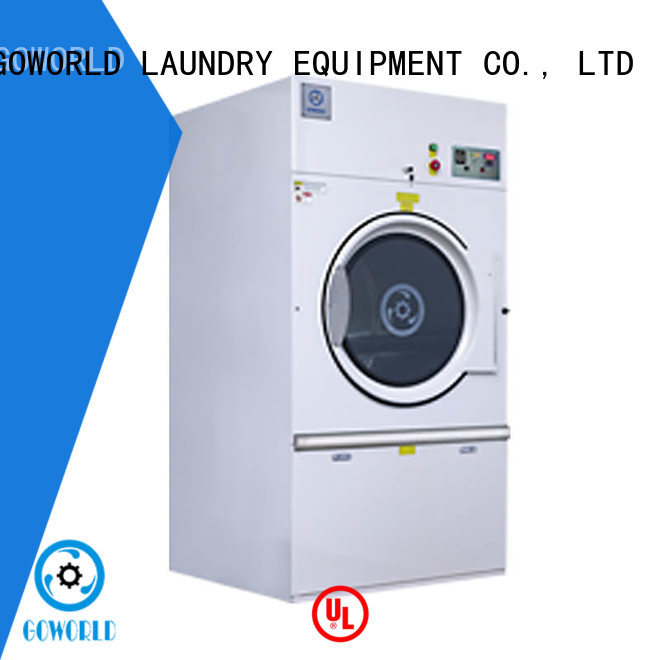 GOWORLD machine semi automatic laundry machine low noise for restaurants