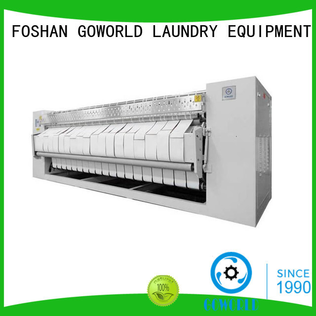 GOWORLD heat proof industrial ironer easy use