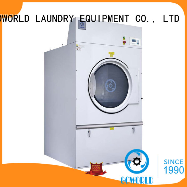 high quality gas tumble dryer steam for high grade clothes for hospital