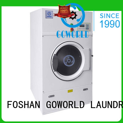 industrial drying machine commercial for laundry plants GOWORLD