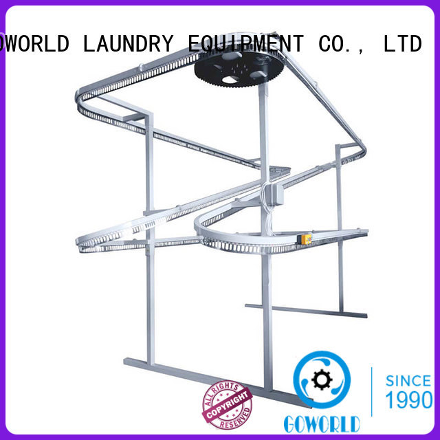GOWORLD laundry packing machine manufacturer for laundry