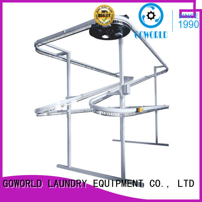 spotting clothes packing machine good performance for hotel GOWORLD