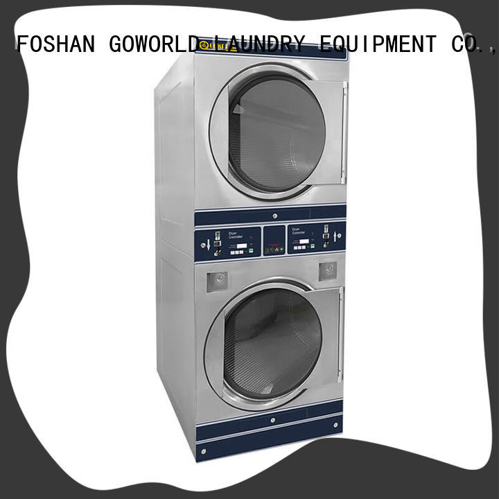 GOWORLD double self washing machine manufacturer for school