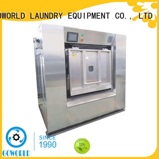 stable running washer extractor mount manufacturer for laundry plants