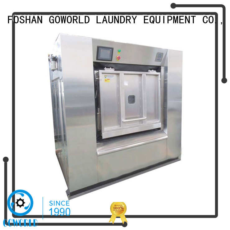 high quality barrier washer extractor 8kg50kg simple installation for hotel