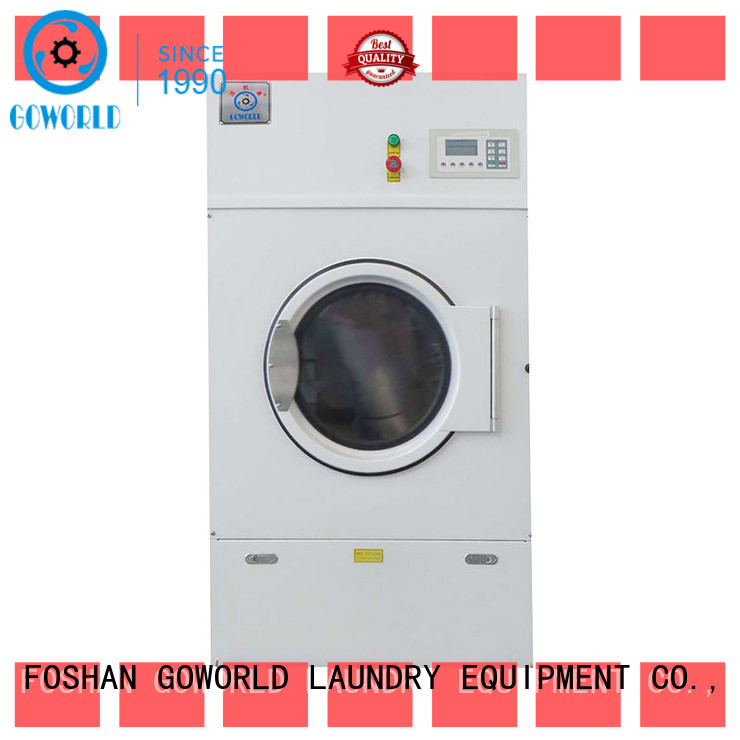 GOWORLD gas gas tumble dryer low noise for inns