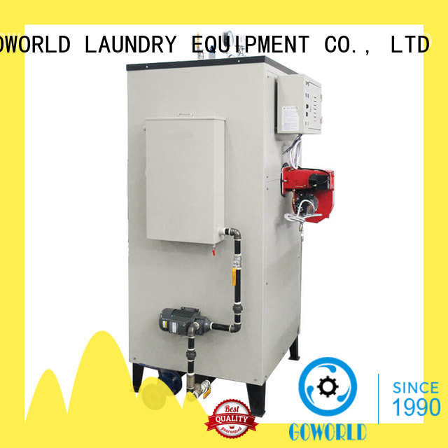 GOWORLD steam laundry steam boiler low cost for fire brigade