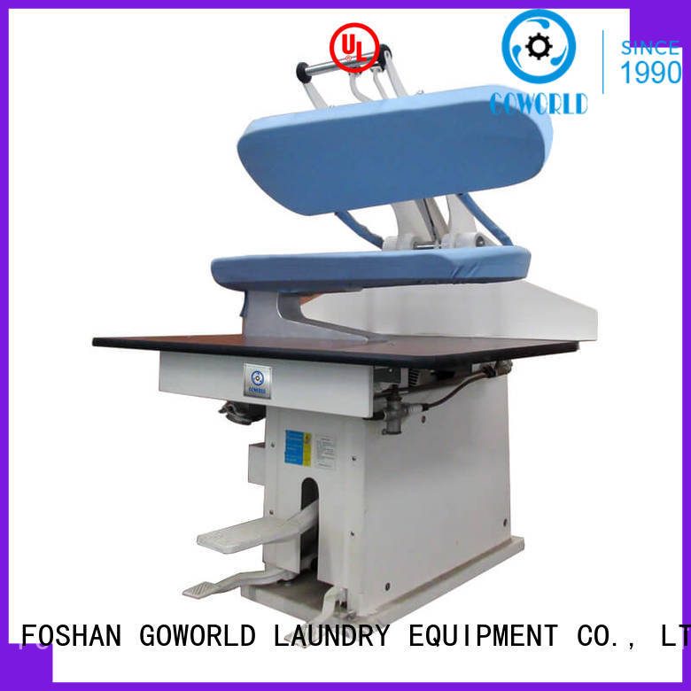GOWORLD garment form finishing machine for armies