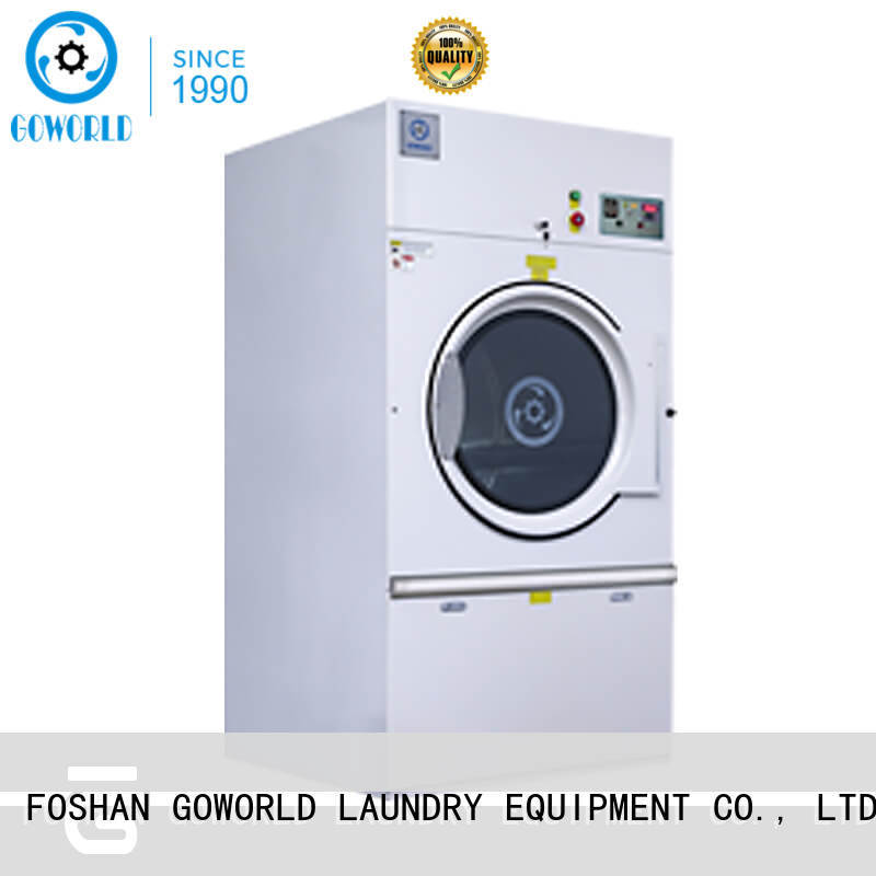 GOWORLD quality semi automatic laundry machine wholesale for restaurants