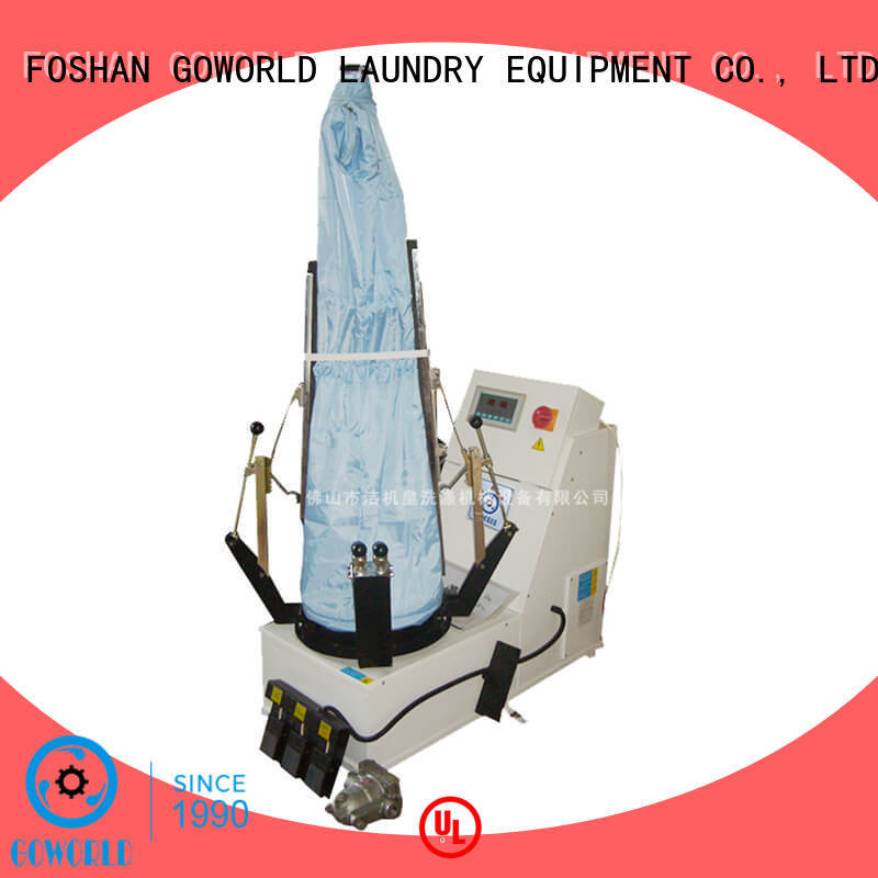 multifunction laundry pressing equipment Steam heating for shop
