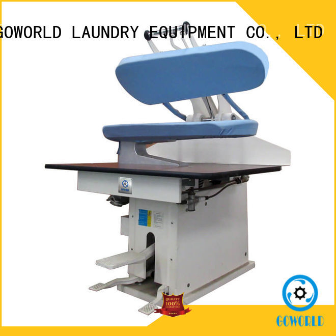 GOWORLD series industrial iron press machine pneumatic control for railway company