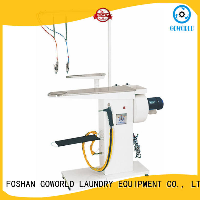 GOWORLD package laundry packing machine manufacturer for restaurants