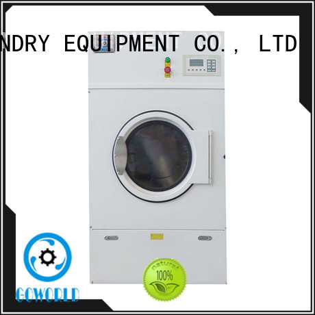 GOWORLD automatic clothes tumble dryer drying for laundry plants