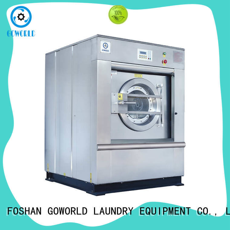 energy saving washer extractor inn manufacturer for laundry plants