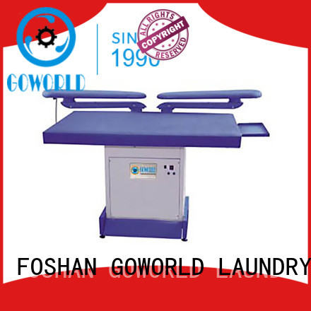 multifunction laundry press machine form Steam heating for armies