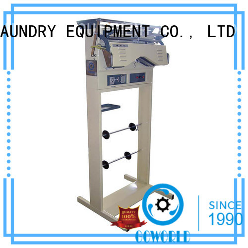 GOWORLD clothes laundry conveyor good performance for shop