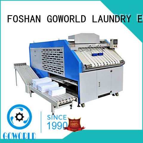 automatic automatic towel folder machine intelligent control system for medical engineering