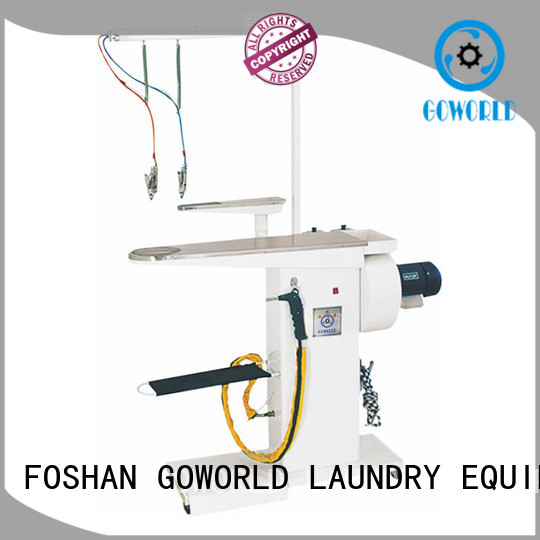GOWORLD machine laundry packing machine for sale for Commercial laundromat