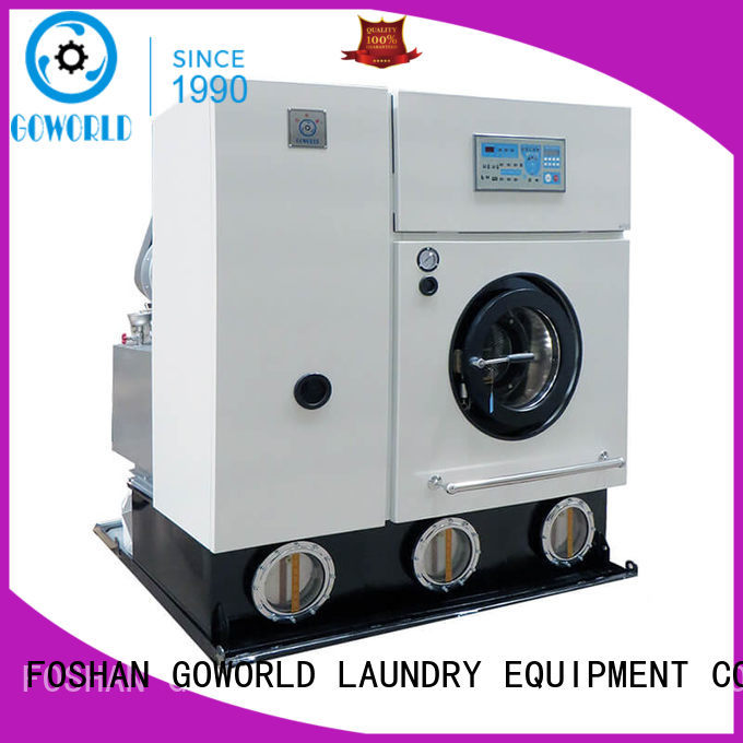 dry cleaning equipment cleaner for laundry shop