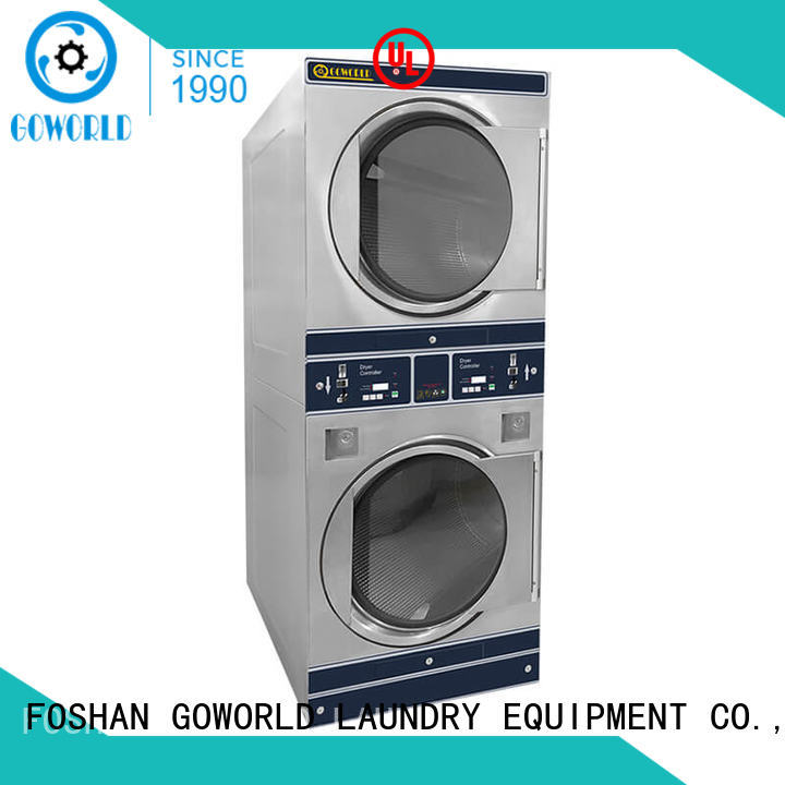 GOWORLD shop coin washing machine for sale for commercial laundromat
