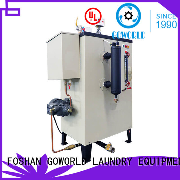 GOWORLD diesel industrial steam boilers environment friendly for textile industrial