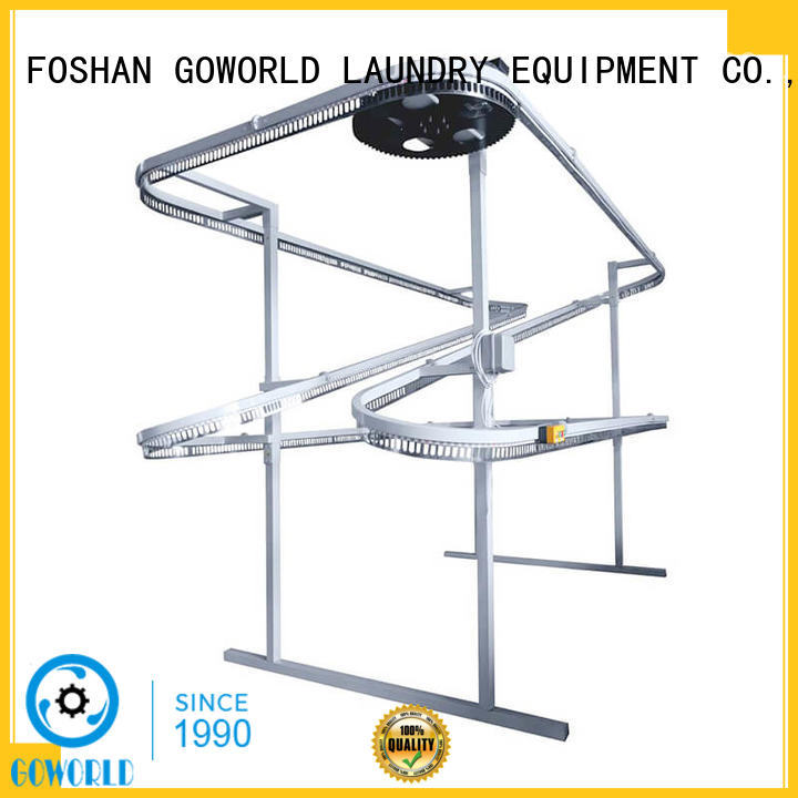 GOWORLD shop spotting machine good performance for laundry