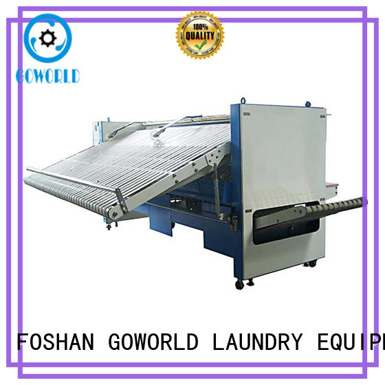GOWORLD intelligent folding machine high speed for medical engineering