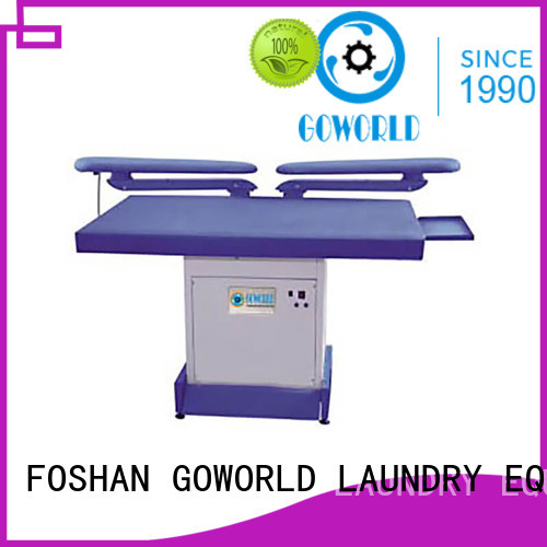 best iron press machine Manual control for hotel GOWORLD