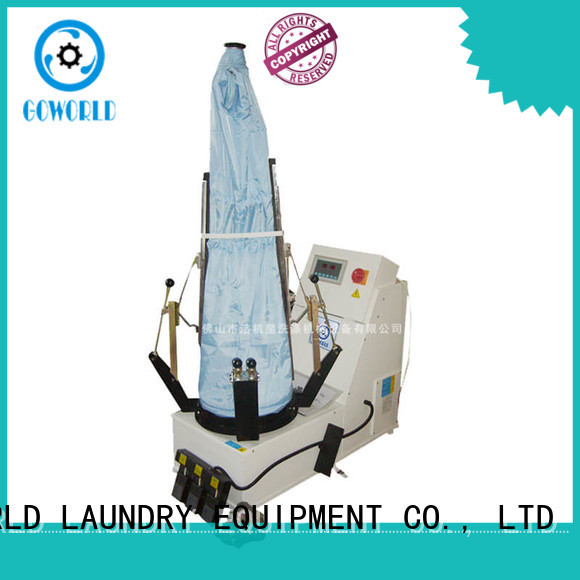 GOWORLD best laundry press machine laundry for dry cleaning shops
