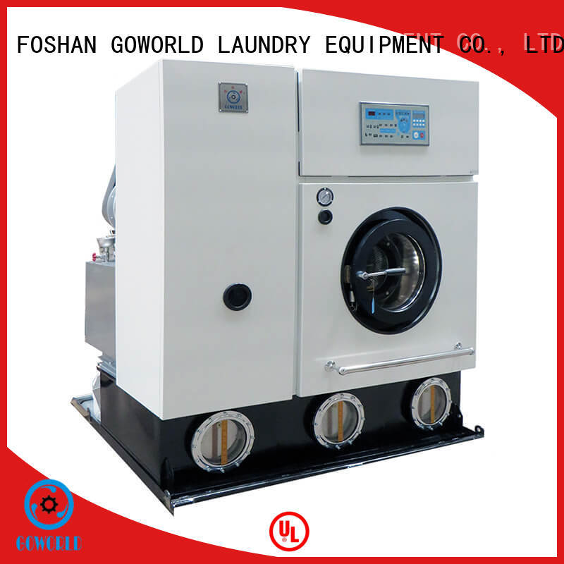 reliable dry cleaning equipment dry China for textile industries