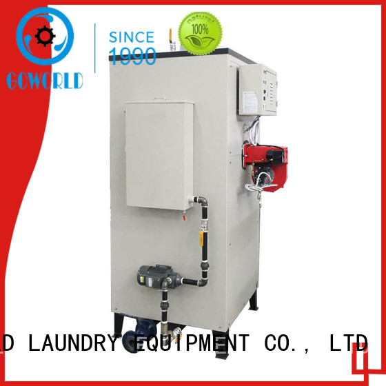 GOWORLD industrial laundry steam boiler supply for pharmaceutical