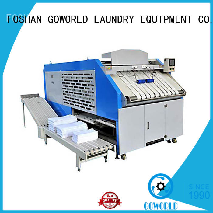 engineering bath folding machine textile for textile industries GOWORLD