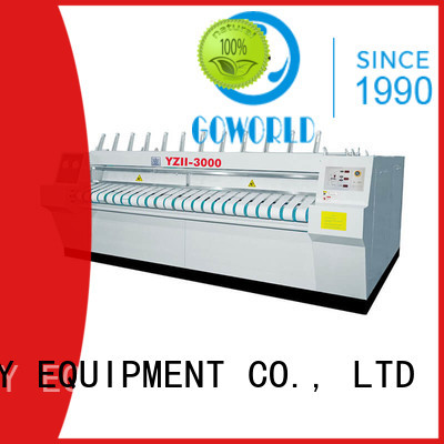 safe flat work ironer machine factory price