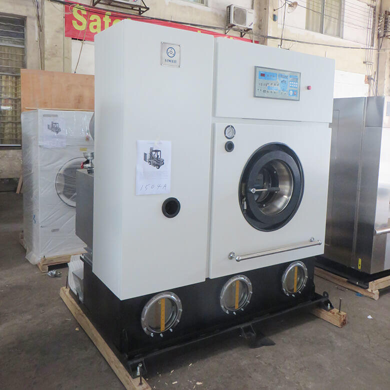 stainless steel dry cleaning washing machine laundry China for textile industries-2