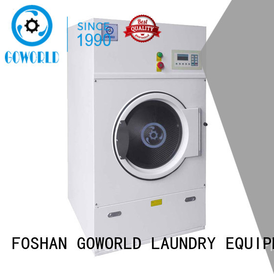 GOWORLD dryer electric tumble dryer low noise for inns