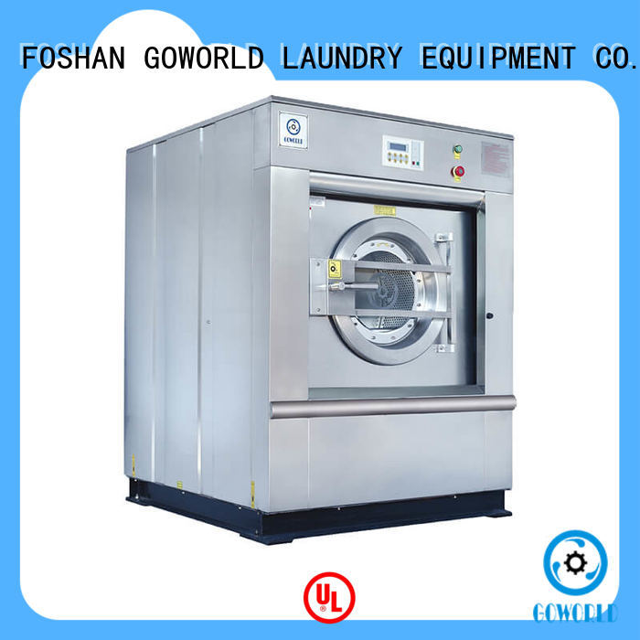 stable running industrial washer extractor 50kg100kg manufacturer for inns