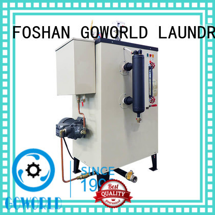 GOWORLD gas industrial steam boilers low cost for textile industrial