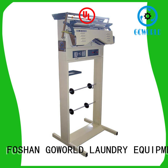 machine clothes packing machine packing for school GOWORLD