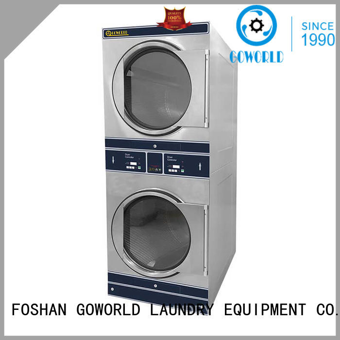 stack stackable washer and dryer sets machine for school GOWORLD