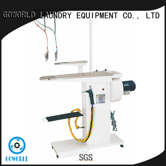 GOWORLD professional laundry packing machine simple operate for hospital