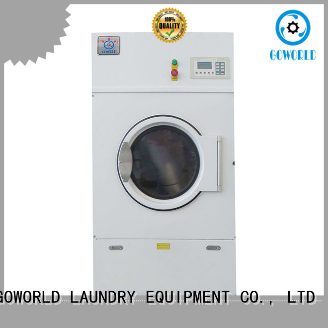 high quality industrial drying machine for high grade clothes for hotel
