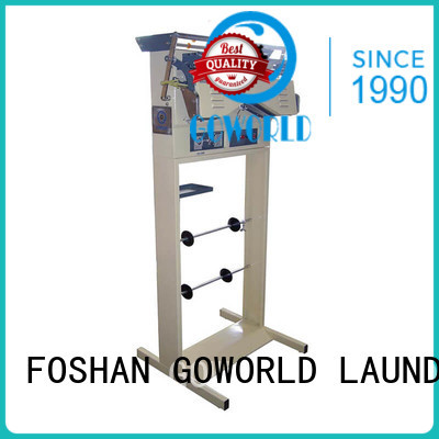 GOWORLD laundry conveyor manufacturer for school