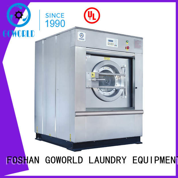 stable running barrier washer extractor 50kg100kg simple installation for hotel