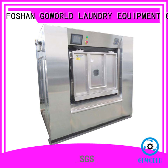 GOWORLD medical commercial washer extractor manufacturer for hospital