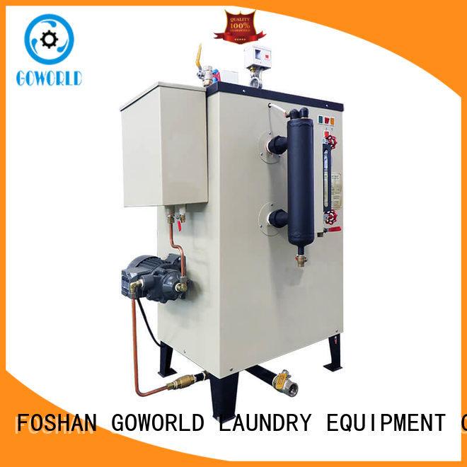 GOWORLD boiler laundry steam boiler for sale for textile industrial