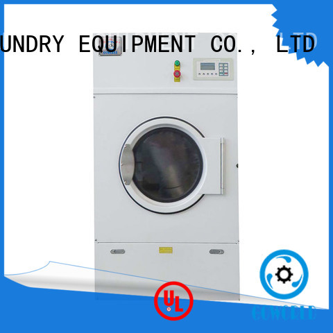 GOWORLD towels tumble dryer machine for drying laundry cloth for laundry plants