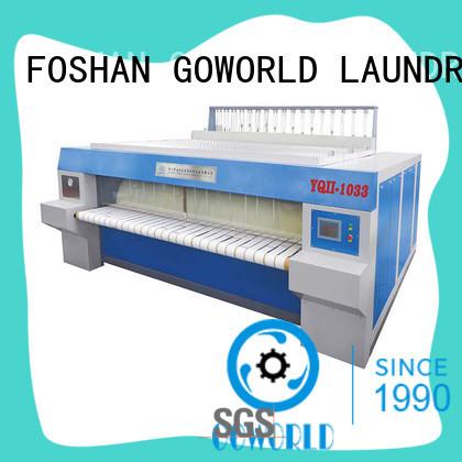 high quality ironer machine hospital free installation for inns