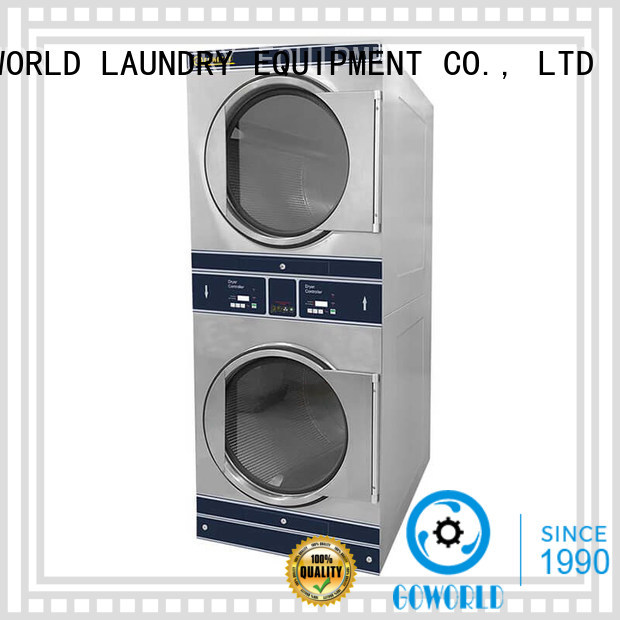 Hot stacking washer and dryer washer GOWORLD Brand