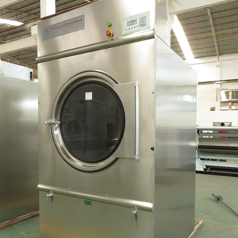 GOWORLD automatic tumble dryer machine steadily for hospital-1