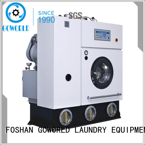 dry cleaning washing machine 8kg14kg energy saving for textile industries
